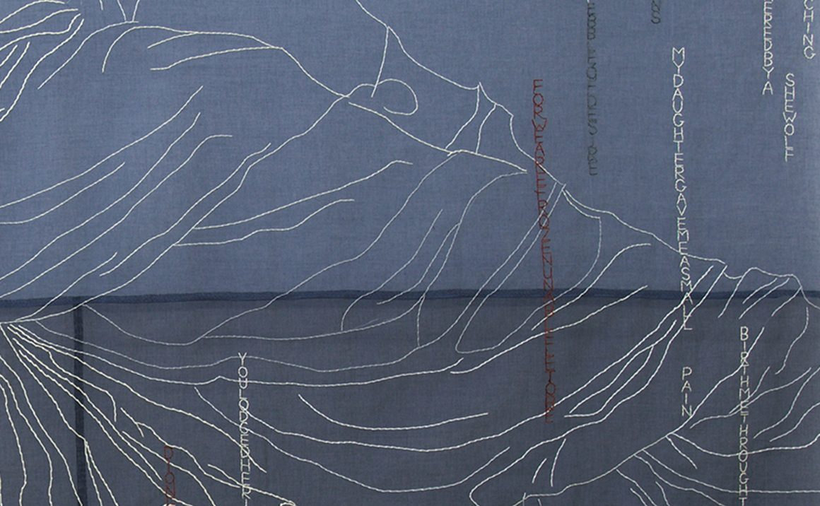 Jessica Rankin: Stone/Folding